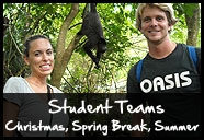 Student Trips - Direct Christian Impact Mission Trips to Belize, Guatamala, Caribbean and Mayan Yucatan